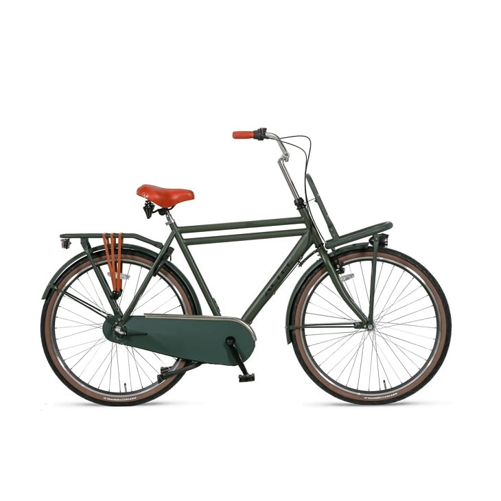 Altec-Dutch-28inch-Transportfiets-Heren-61cm-Army-Green-2019