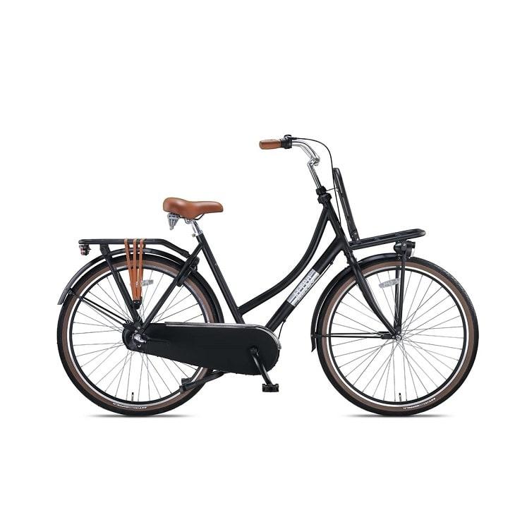 Altec-Vintage-28inch-Transportfiets-N3-Zwart-50cm-NIEUW-2020-min