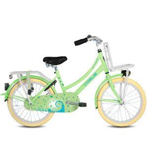 vogue transporter transportfiets groen
