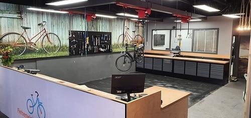 fietsenwinkel barendrecht showroom (3)