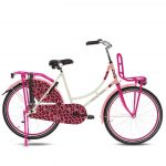 highlander zoo omafiets pink panther