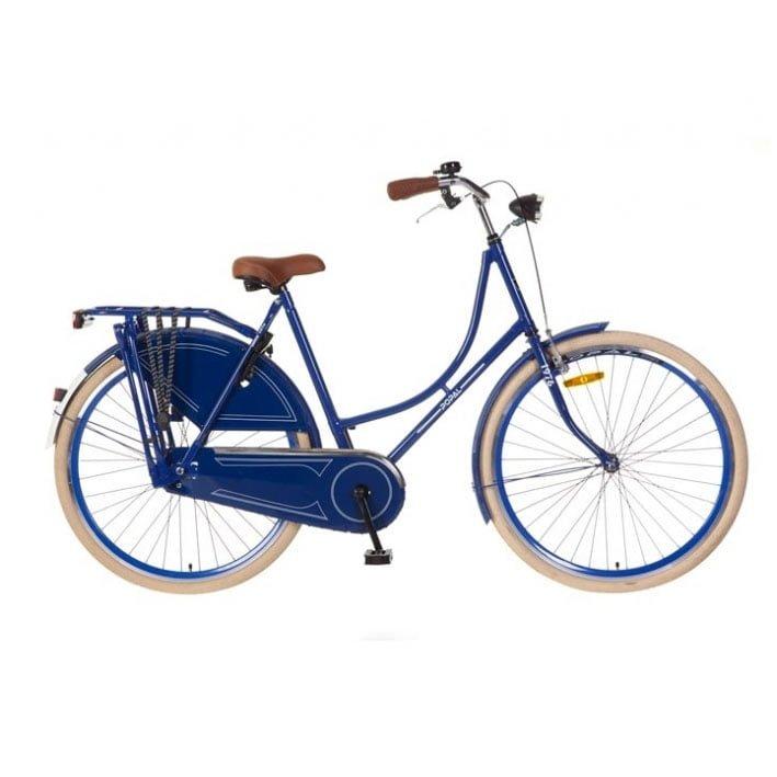 Popal omafiets 28 inch dark blue