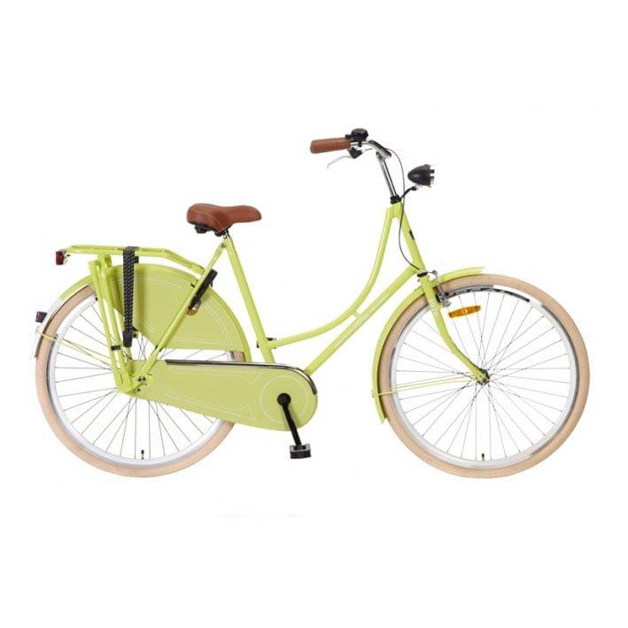 Popal omafiets 28 inch green