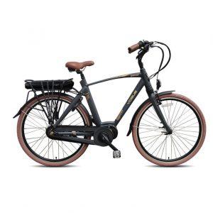Vogue Discovery N8 E-bike Herenfiets 28 inch mat grey
