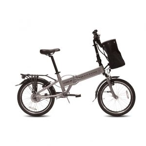 Vogue Phantom E-bike vouwfiets 20 inch grey