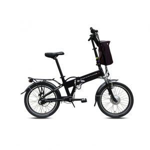 Vogue Phantom N3 E-bike vouwfiets 20 inch black