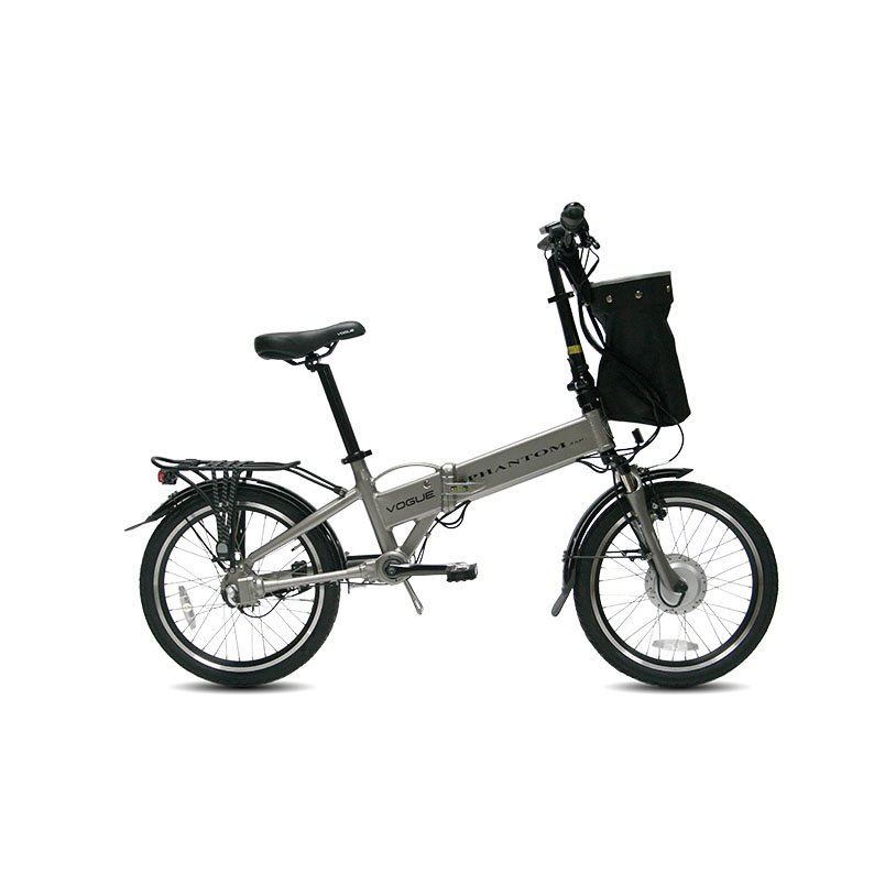 Vogue Phantom N3 E-bike vouwfiets 20 inch  grey