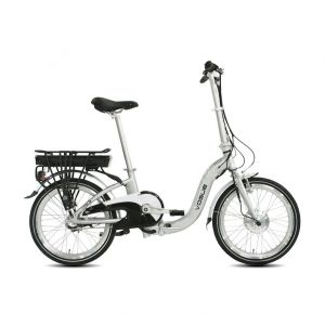 Vogue Tesla N3 E-bike vouwfiets 20 inch grey