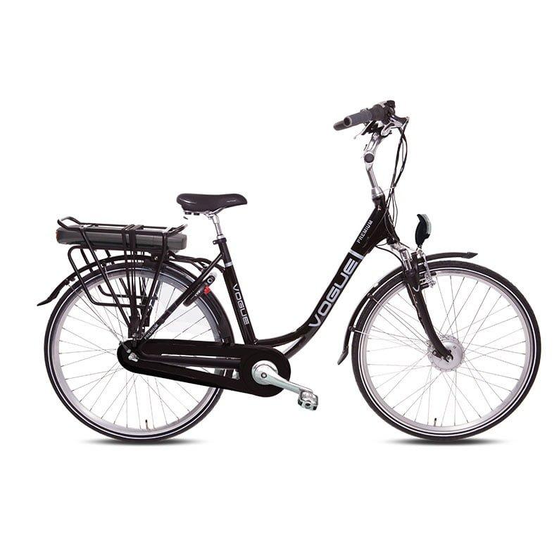 Vogue premium N7 E-bike Damesfiets 28 inch black