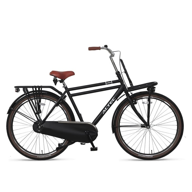 Altec-Urban-28inch-Transportfiets-Heren-55-Zwart-2019