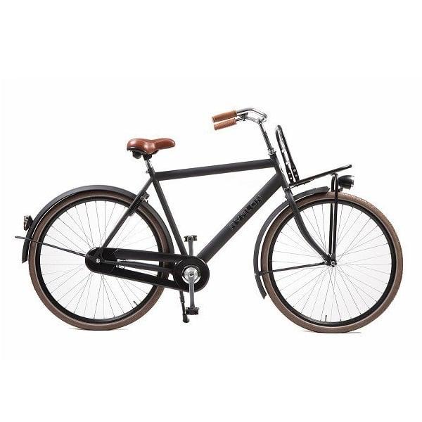 avalon-transporter-heren-transportfiets-58cm-28-inch-mat-zwart
