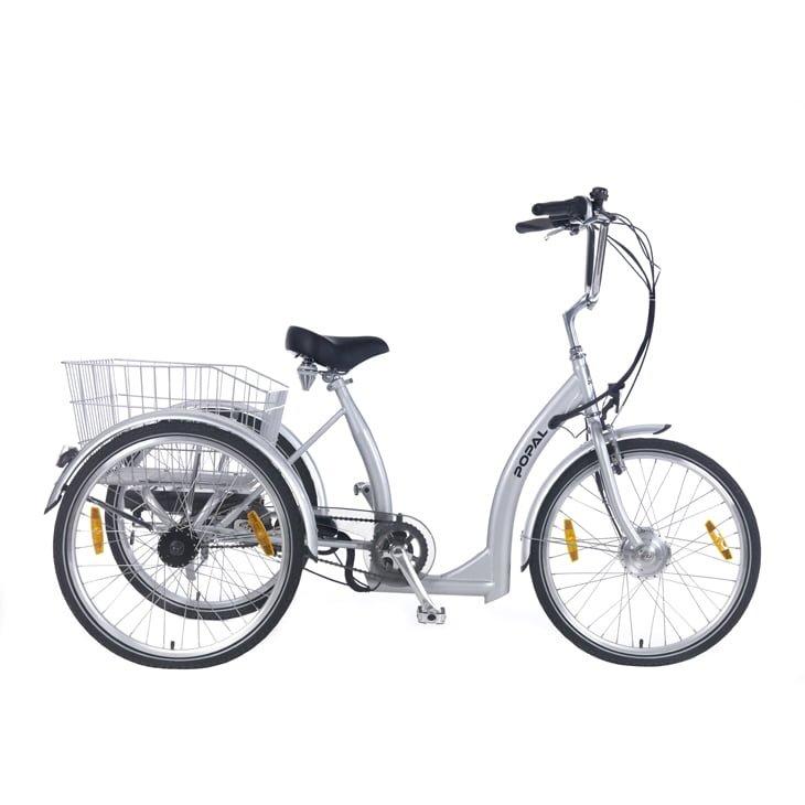driewieler-e-luxe-grijs