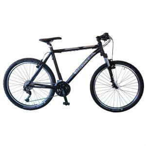 Bikkel A1 ATB MTB 17 inch Shimano Alivio Mat zwart