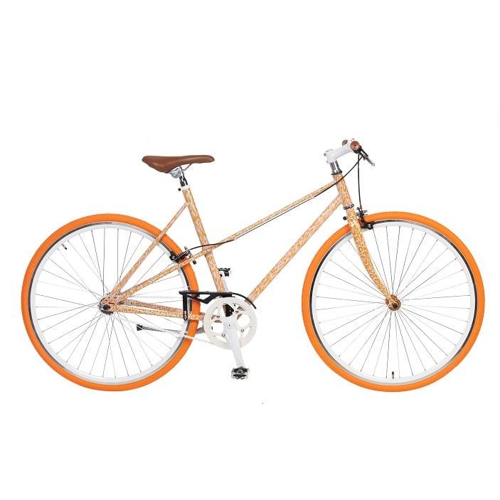 fixed gear ladies oranje