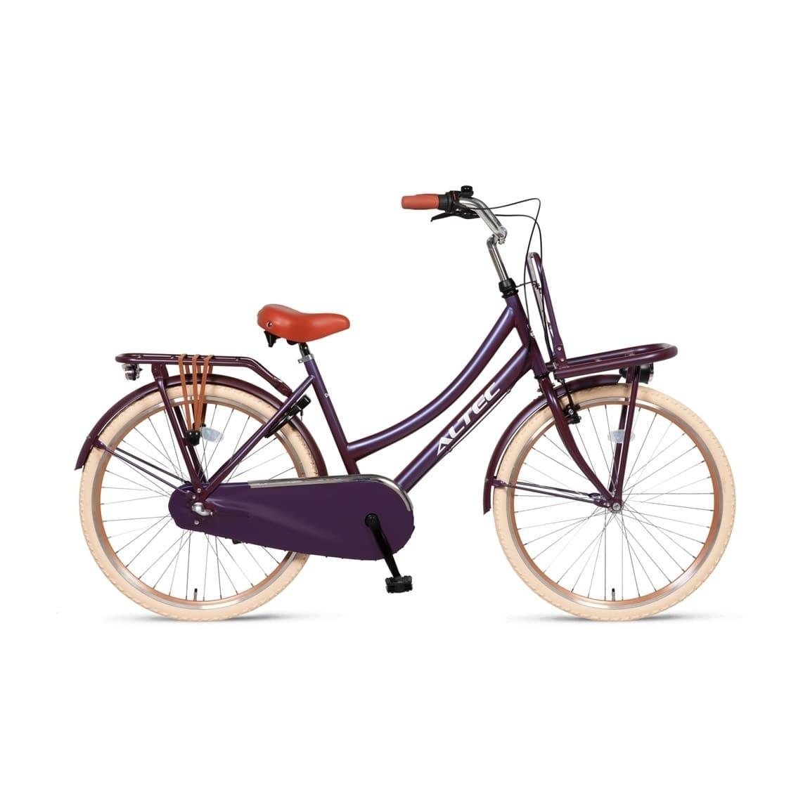 Altec-Dutch-24inch-Transportfiets-N3-Violet-Nieuw-2019-min