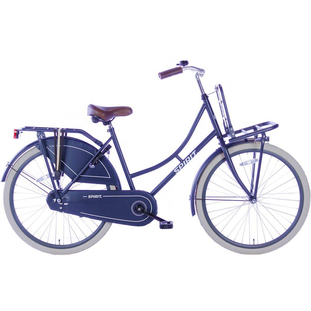 Spirit omafiets 26 inch blauw