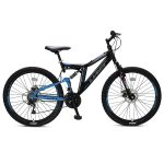 Umit Black Rider 26inch MTB (2)