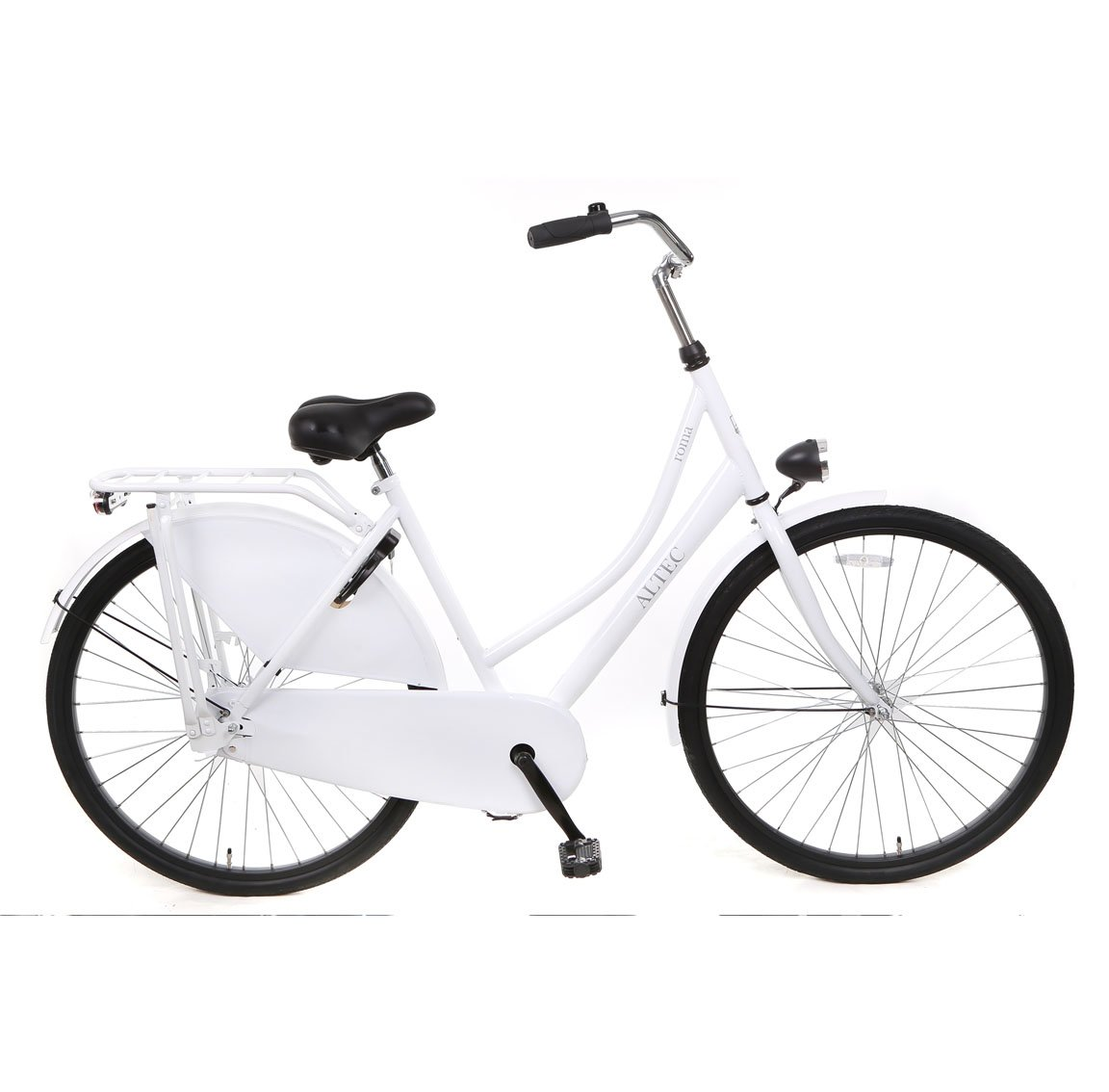 Altec-Roma-28-inch-Omafiets-Snow-White-2018