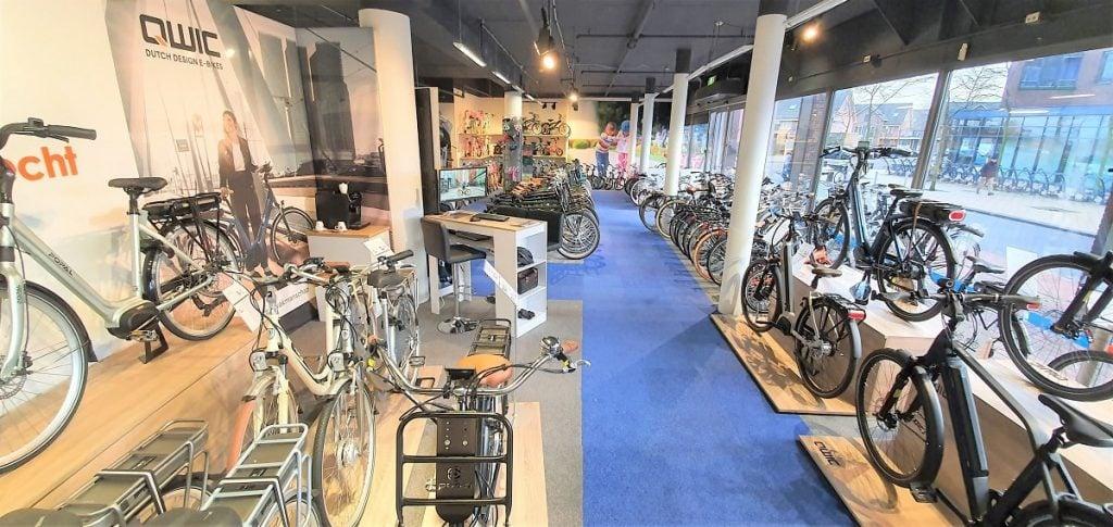 fietsenwinkel barendrecht