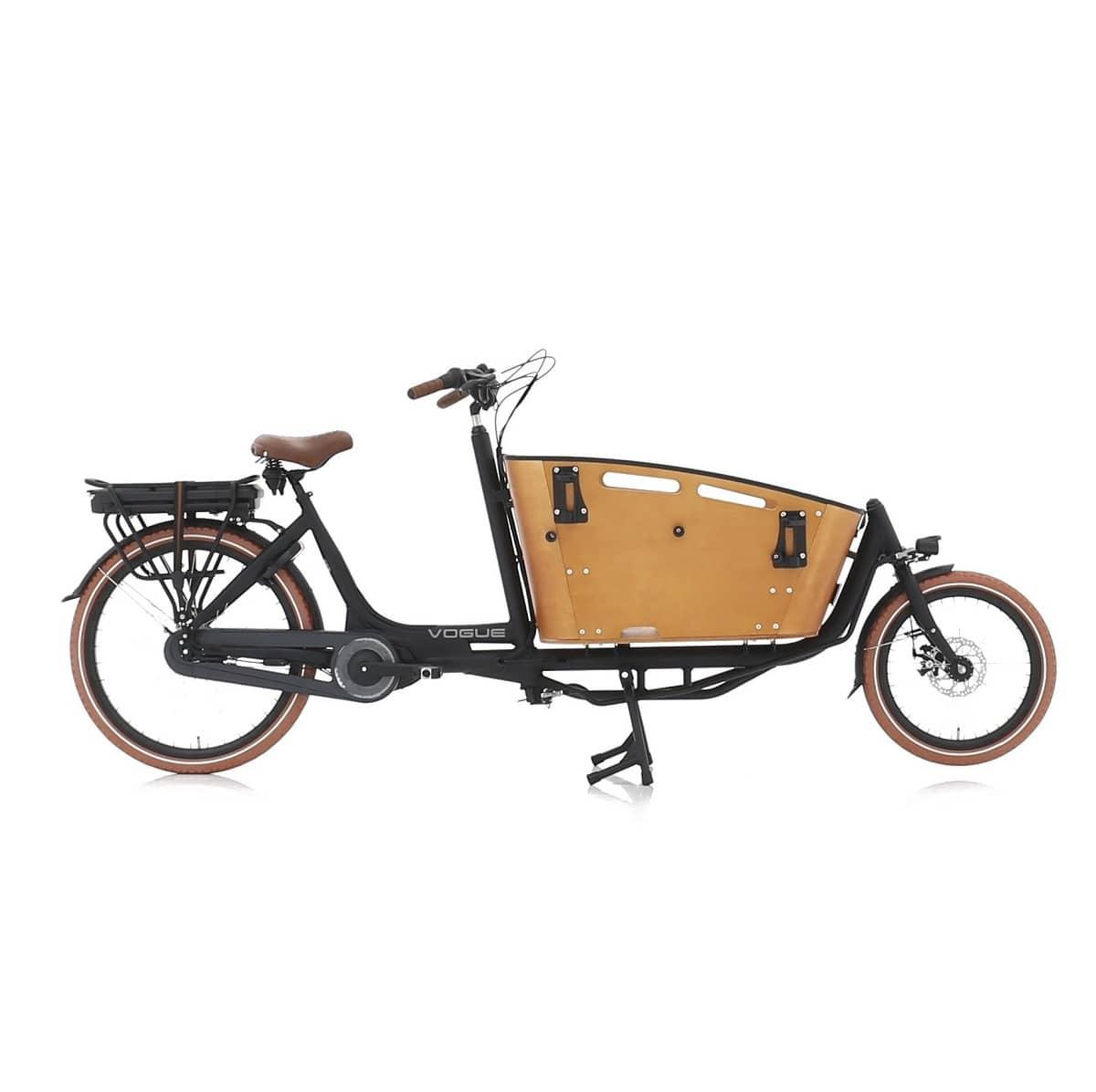 Vogue Carry 2 elektrische bakfiets