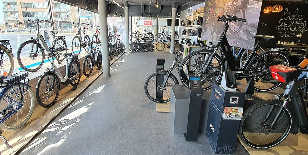 fietsenwinkel barendrecht showroom (1)