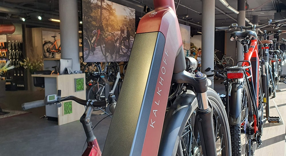 fietsenwinkel barendrecht showroom (2)