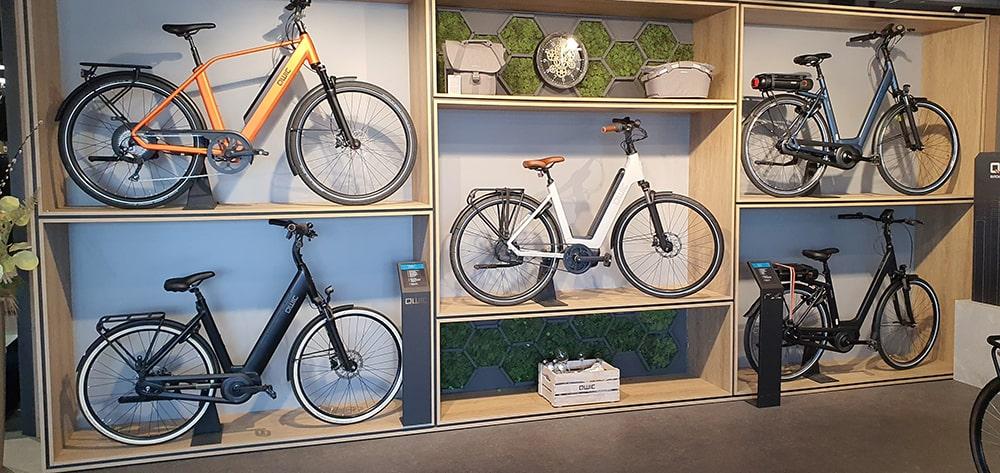 fietsenwinkel barendrecht showroom (5)
