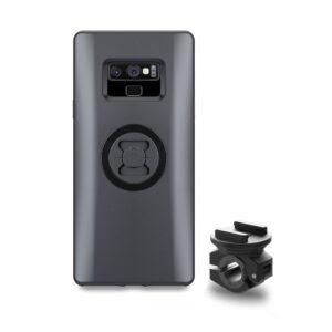 Telefoonhouderset SP Connect Moto Mirror Bundle LT Samsung Note9 Zwart