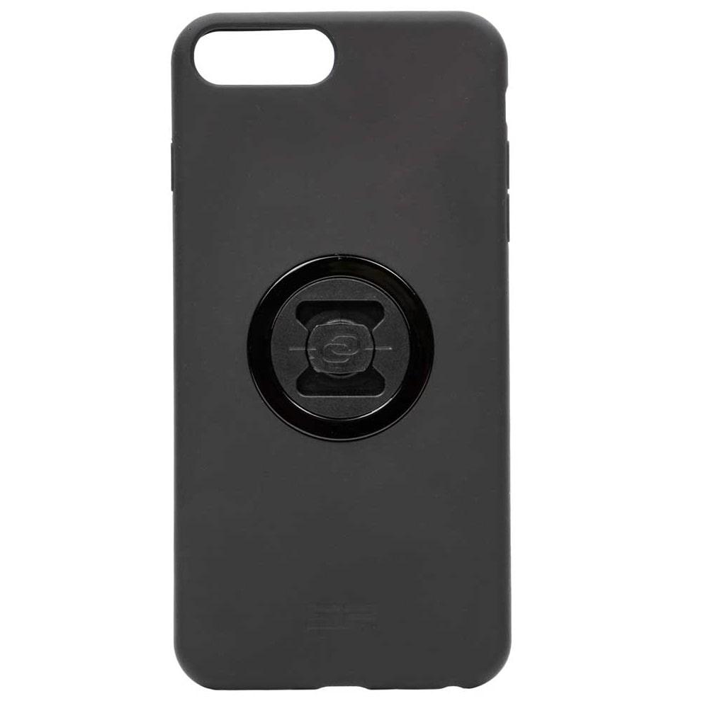 Telefoonhouder SP Connect Case iPhone 6+/6S+/7+/8+ Zwart