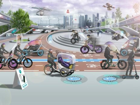 toekomst van de fiets – foto