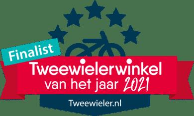 tweewieler van het jaar 2021